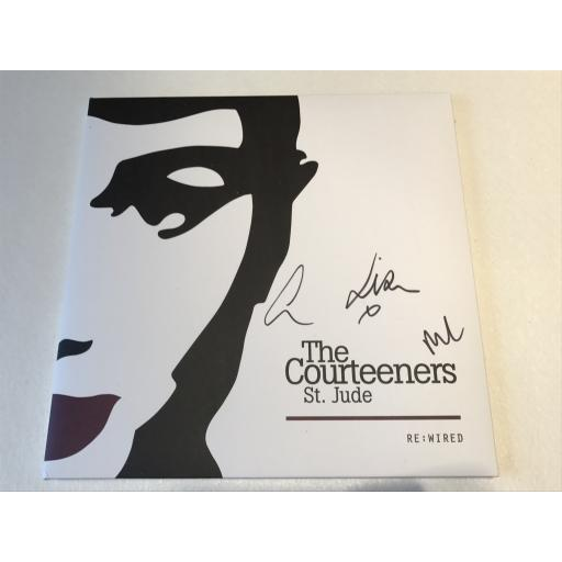 THE COURTEENERS SIGNED ST. JUDE VINYL